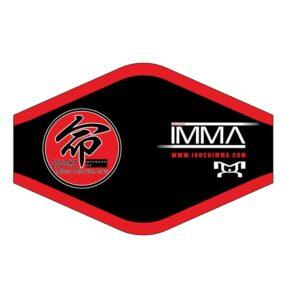 Inochi MMA Custom Face Mask