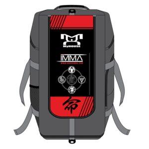 Inochi MMA Custom Hybrid Gear Bag
