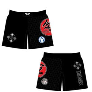 Inochi MMA Women's Custom Fight Shorts