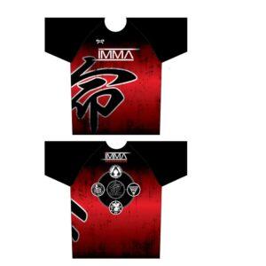 Inochi Custom MMA Sublimated Dri-Fit T-Shirt