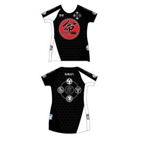 Inochi MMA Women's Custom Compression Shirt