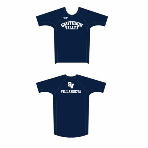 Smithson Valley Men's Custom Compression Shirt