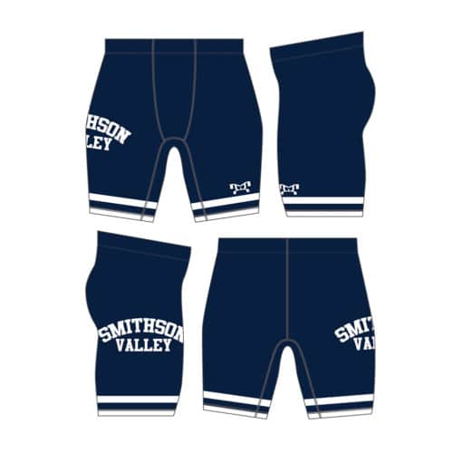Smithson Valley Men's Custom Compression Shorts