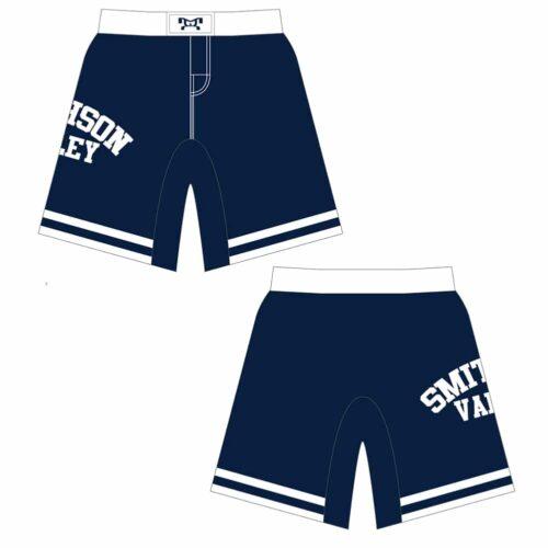 Smithson Valley Custom Men's Fight Shorts