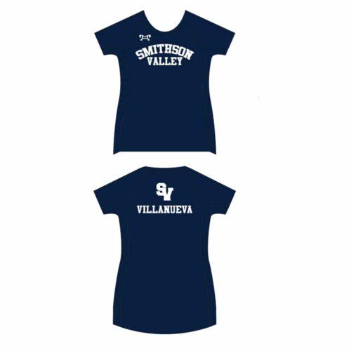 Smithson Valley Women's Custom Compression Shirt