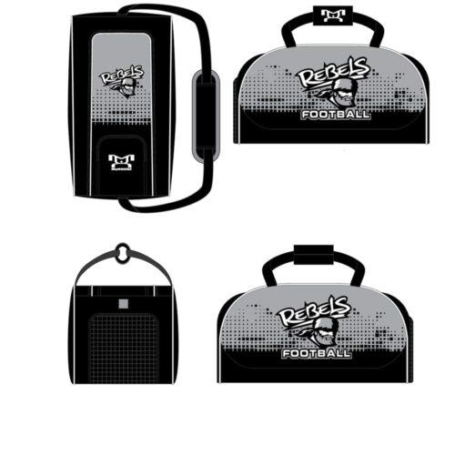 Wellington Dukes Custom Conversion Duffel Bag