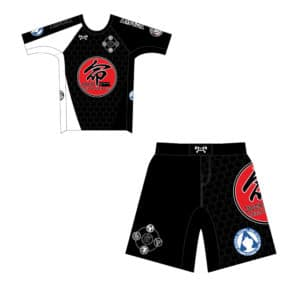 Inochi MMA Custom Competition Combo