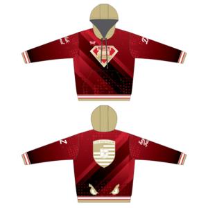 Elite Athletic Club Custom Sublimated Hoodie