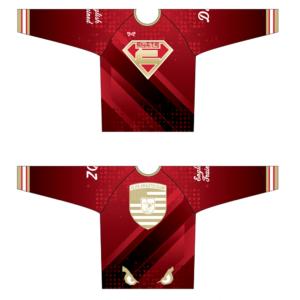 Elite Athletic Club Custom Sublimated Long Sleeve Dri-Fit