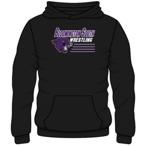 Bloomington South Black Hoodie