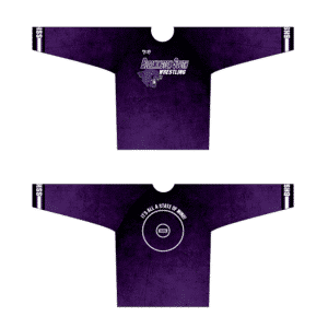 Bloomington South Custom Sublimated Long Sleeve Dri-Fit