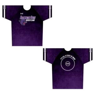 Bloomington South Custom Sublimated Dri-Fit T-Shirt