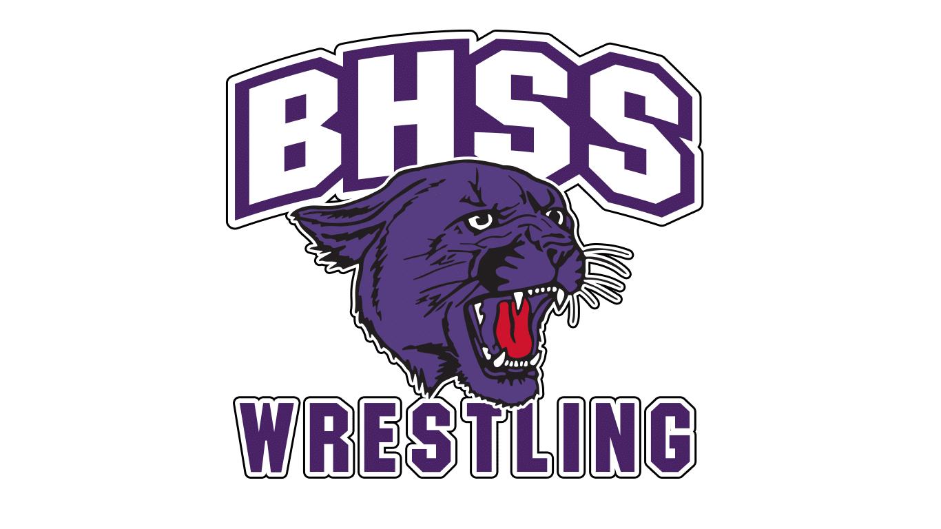 Bloomington South logo