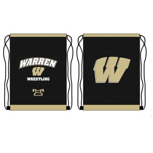Warren Wrestling Academy Custom Sack Pack