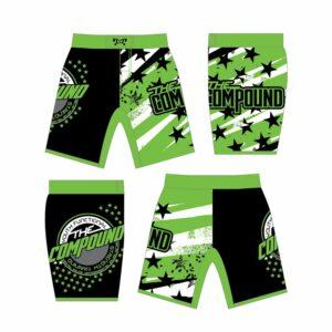 The Compound Custom Hybrid Shorts