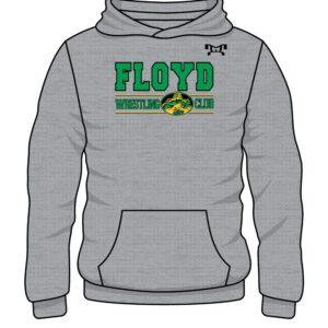 Floyd Wrestling Club Custom MyHOUSE Challenger Hoodie