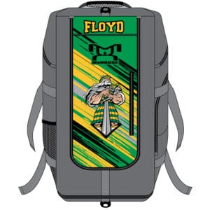 Floyd Wrestling Club Custom Hybrid Gear Bag