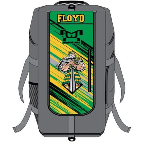 Floyd Wrestling Club Custom Hybrid Gear Bag