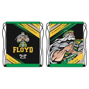 Floyd Wrestling Club Custom Sack Pack