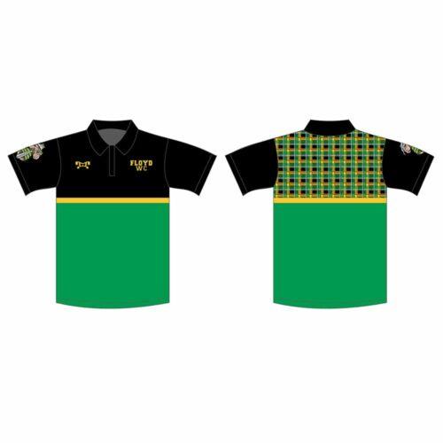 Floyd Wrestling Club Custom Polo Shirt