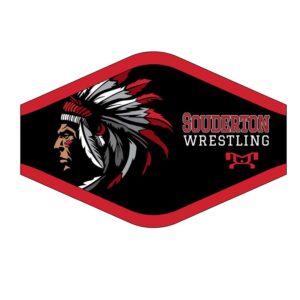 Souderton Youth Wrestling Custom Face Mask
