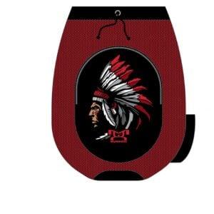 Souderton Youth Wrestling Sublimated Custom Gear Bag