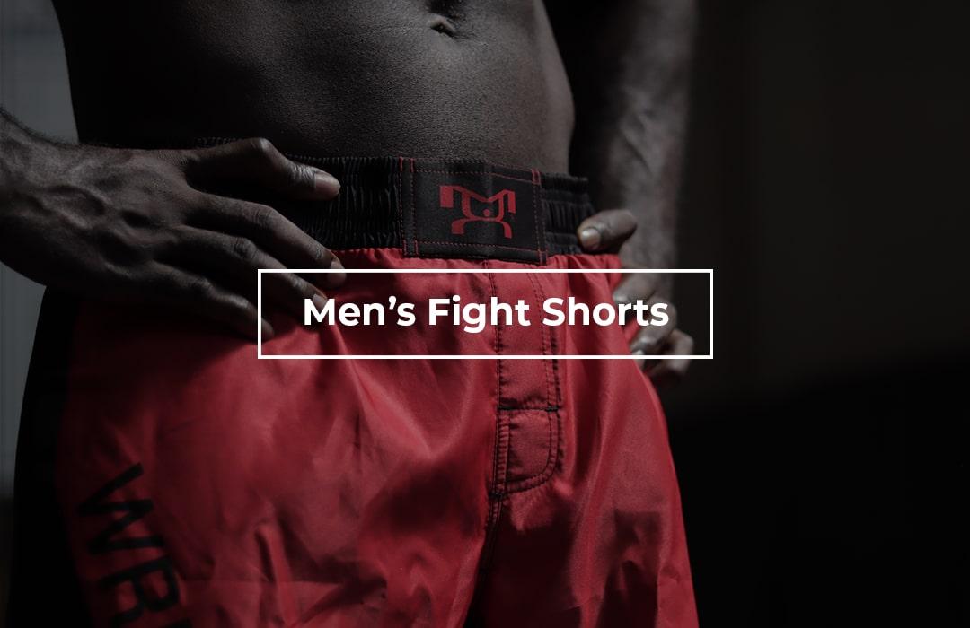 Men's Fight Shorts