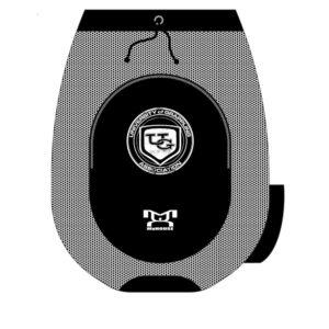 University of Grappling Sublimated Custom Gear Bag