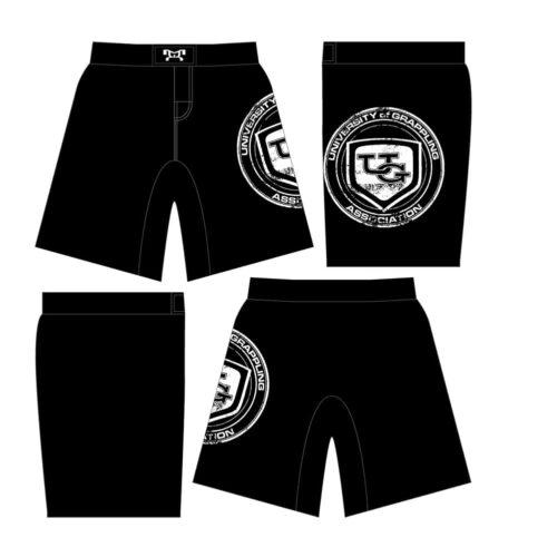 University of Grappling Custom Fight Shorts