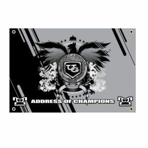University of Grappling Custom Team Banner