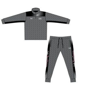 Jordan High School Custom Box Stripe Combo Deal