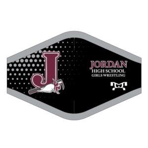 Jordan High School Custom Face Mask
