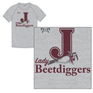 Jordan High School Custom Sublimated T-Shirt
