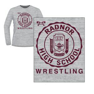 Radnor Wrestling Custom Sublimated Long Sleeve