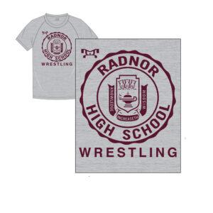 Radnor Wrestling Custom Sublimated T-Shirt