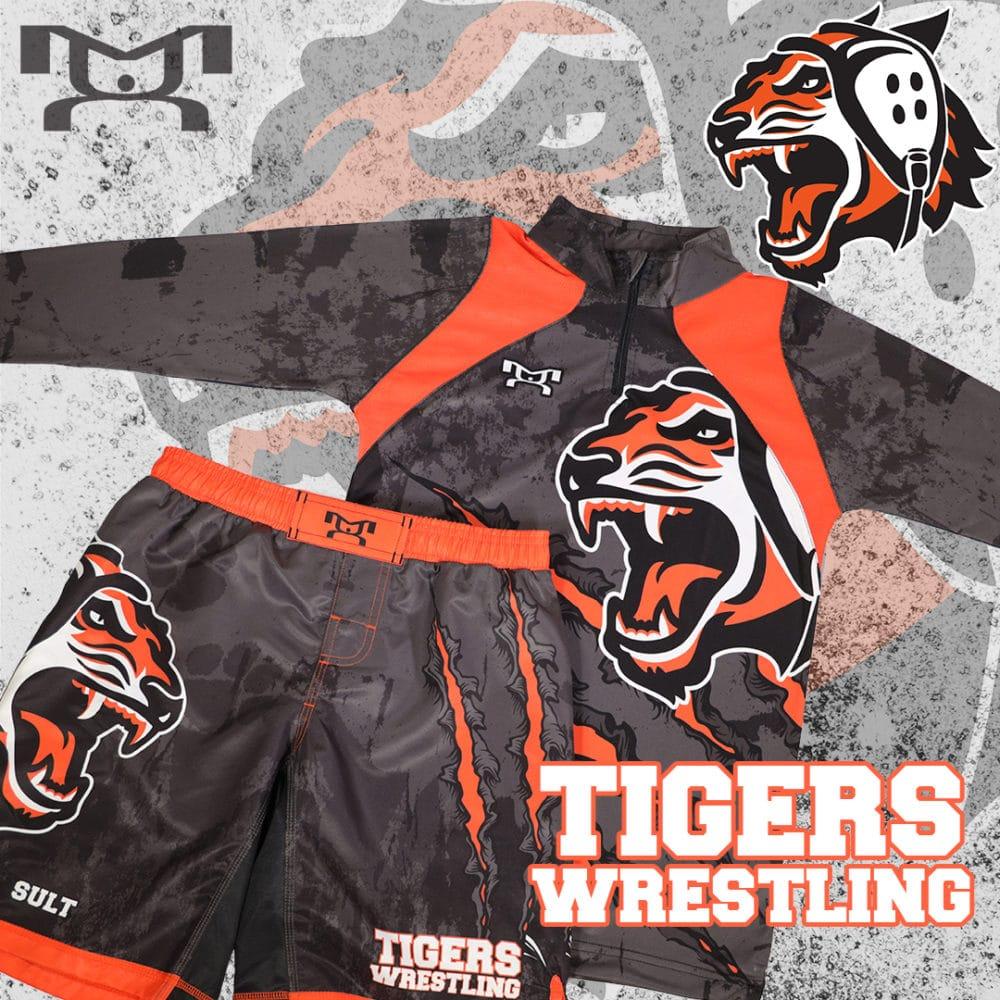 Tigers Wrestling