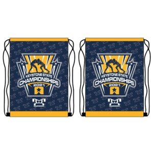 Keystone State Championships Custom Sack Pack
