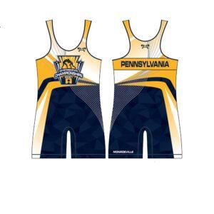 Keystone State Championships Custom Singlet