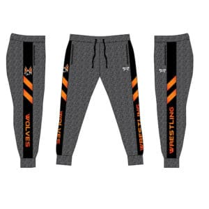 Mid Valley Wolves Custom Joggers