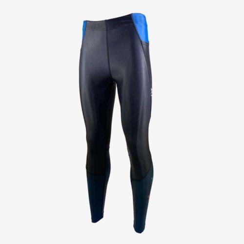 Blue Glory Women's Full Length Leggings With Pockets