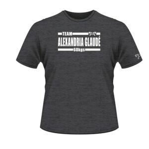 Team Alexandria Glaude T-Shirt