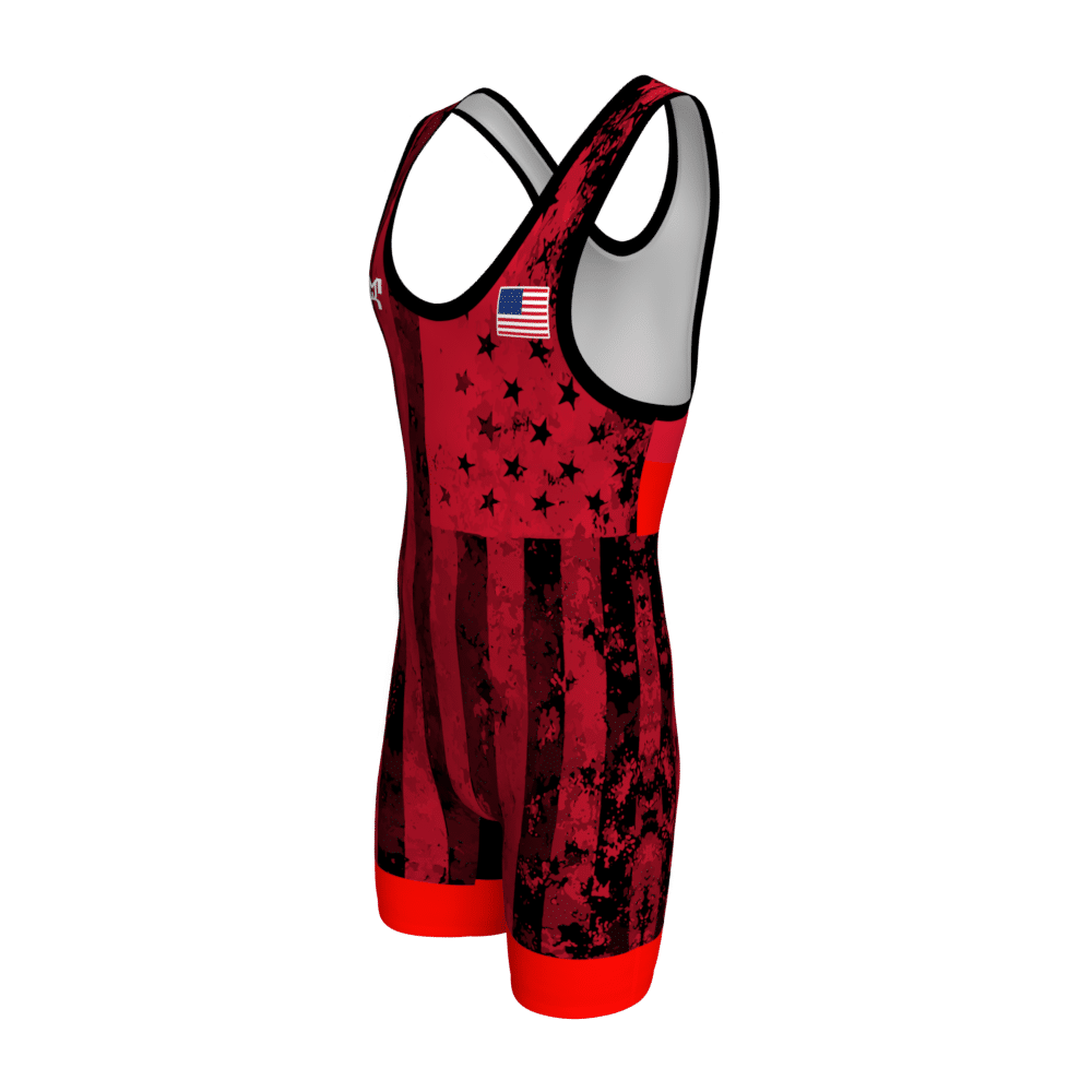 Red_UWW_Flag_Singlet-Front_Angle