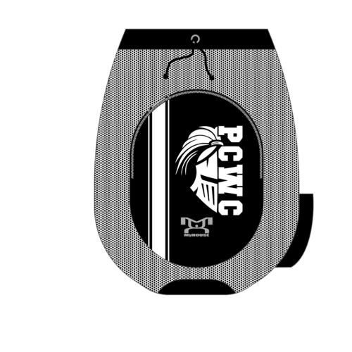 Providence County Wrestling Club Custom Gear Bag