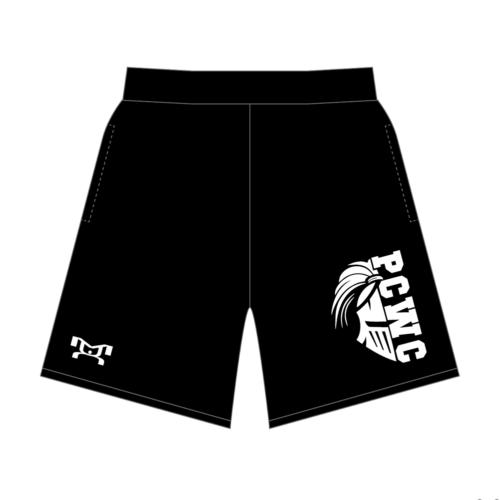Providence County Wrestling Club Custom Mesh Shorts
